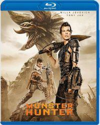 Monster Hunter - Szörnybirodalom Blu-ray