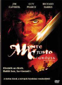 Monte Cristo grófja DVD