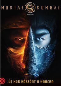 Mortal Kombat (2021) DVD
