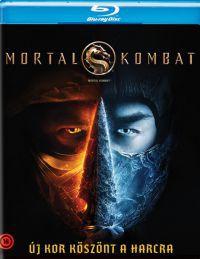 Mortal Kombat (2021) Blu-ray