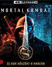 Mortal Kombat (2021) (4K UHD) Blu-ray