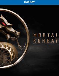 Mortal Kombat (2021) - limitált, fémdobozos változat (steelbook) Blu-ray