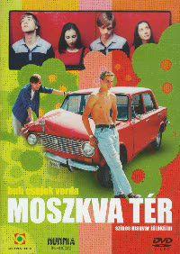 Moszkva tér (2 DVD)  - limitált digipack változat DVD