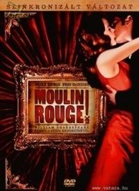 Moulin Rouge! *Szinkronos* DVD