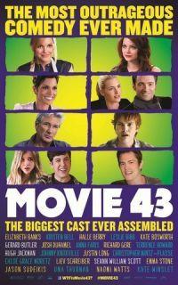 Movie 43 - Botrányfilm DVD