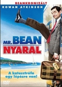 Mr. Bean nyaral DVD