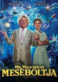 Mr. Magorium meseboltja DVD