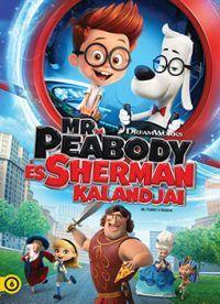 Mr. Peabody és Sherman kalandjai DVD
