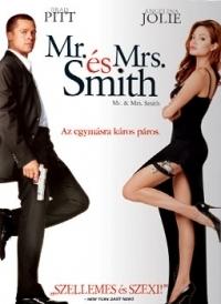 Mr. és Mrs. Smith DVD