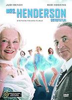 Mrs. Henderson bemutatja DVD