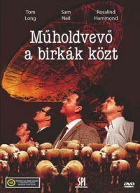 Műholdvevő a birkák közt DVD