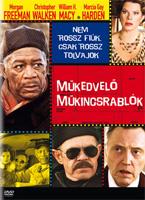 Műkedvelő műkincsrablók DVD