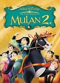 Mulan 2. DVD