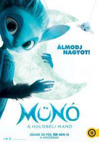 Münó, a holdbéli manó DVD