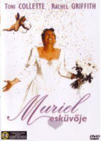 Muriel esküvője DVD