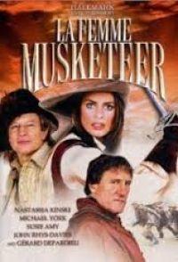 Muskétás kisasszony DVD
