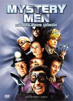 Mystery Men - Különleges hősök DVD
