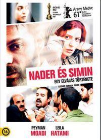 Nader és Simin: Egy elválás története DVD