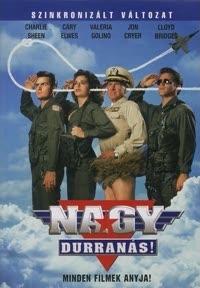 Nagy durranás 1. DVD