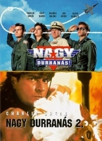 Nagy durranás / Nagy durranás 2. - szinkronizált változat (Twinpack) (2 DVD) DVD
