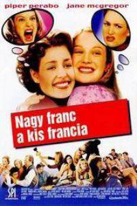 Nagy franc a kis francia DVD