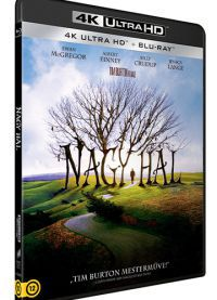 Nagy hal (4K UHD + Blu-ray) Blu-ray
