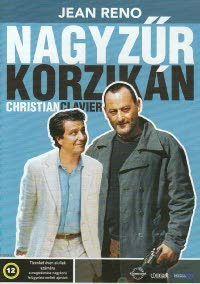 Nagy zűr Korzikán DVD