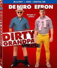 Nagyfater elszabadul Blu-ray