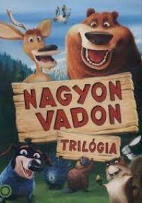 Nagyon vadon 1-3. (Trilógia) (3 DVD) DVD