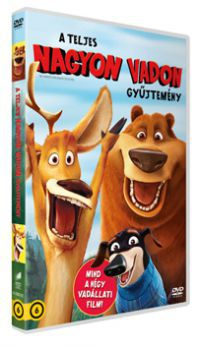 Nagyon vadon 1-4. DVD