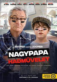 Nagypapa hadművelet DVD