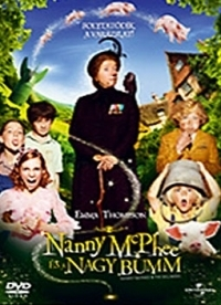 Nanny McPhee és a nagy bumm DVD