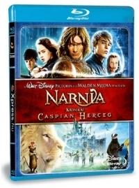Narnia krónikái: Caspian herceg Blu-ray