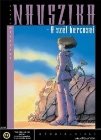 Nauszika - A szél harcosai DVD