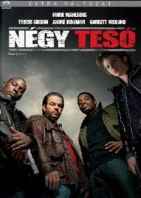 Négy tesó DVD