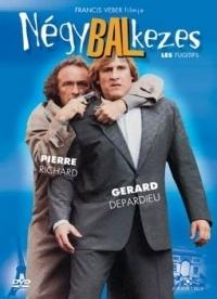 Négybalkezes DVD