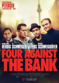 Négyen a bank ellen DVD