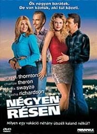 Négyen résen DVD