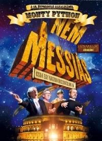 Nem a messiás - Csak egy nagyon haszontalan fiú DVD