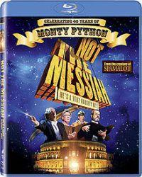 Nem a messiás - Csak egy nagyon haszontalan fiú Blu-ray