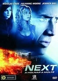 Next - A holnap a múlté DVD