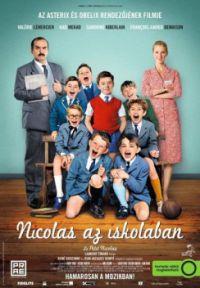 Nicolas az iskolában DVD