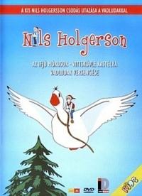 Nils Holgersson csodálatos utazása a vadludakkal DVD