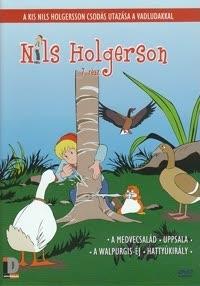 Nils Holgersson csodálatos utazása a vadludakkal 7. DVD