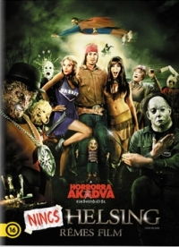 Nincs Helsing - Rémes film DVD