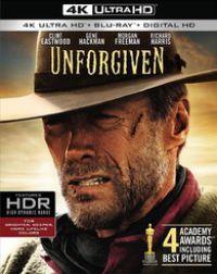 Nincs bocsánat (4K Blu-Ray) Blu-ray
