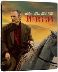 Nincs bocsánat (4k UHD + Blu-ray) - limitált, fémdobozos változat (steelbook) Blu-ray