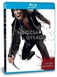 Nindzsagyilkos Blu-ray