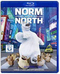 Norm, az északi Blu-ray