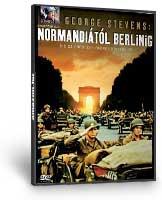 Normandiától Berlinig DVD
